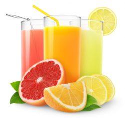Produkcje soków